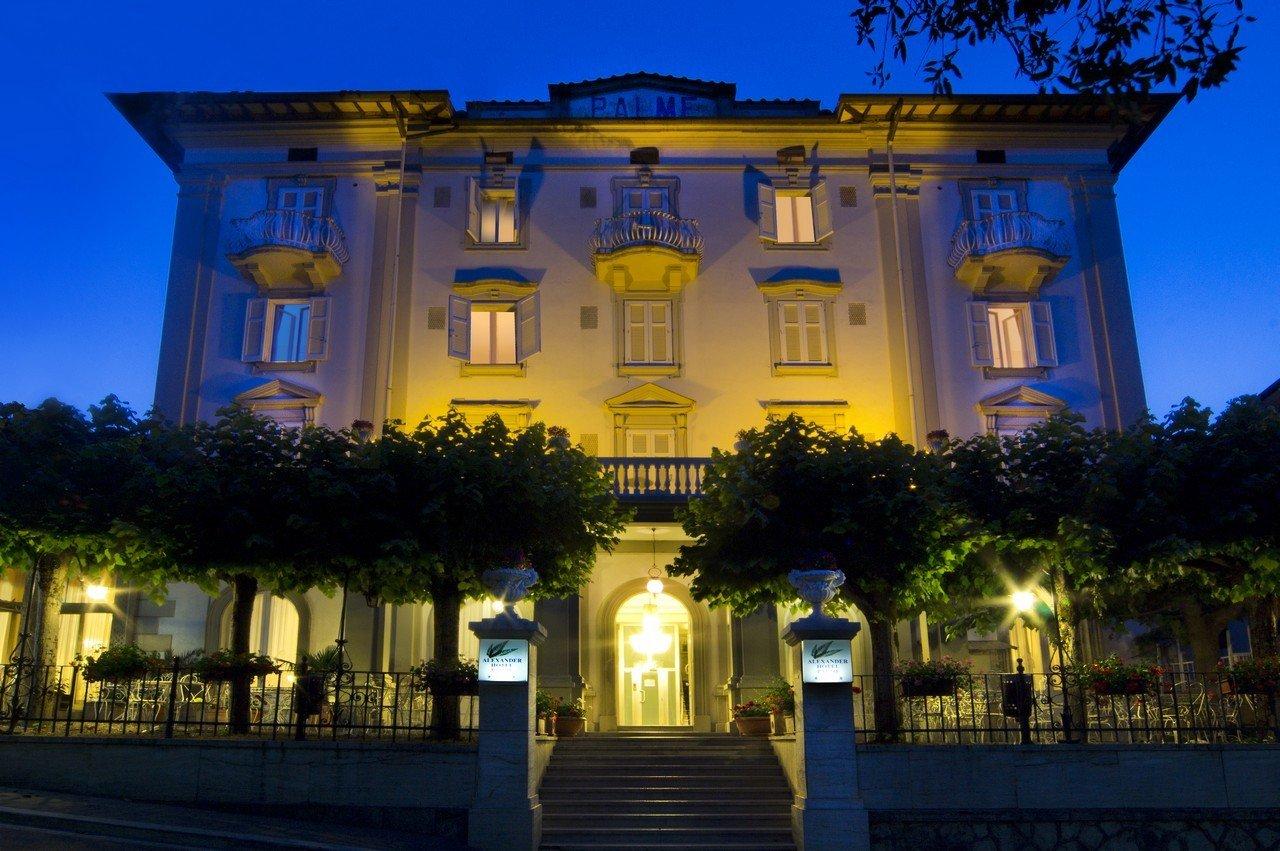 Alexander Hotel Palme Chianciano Terme
