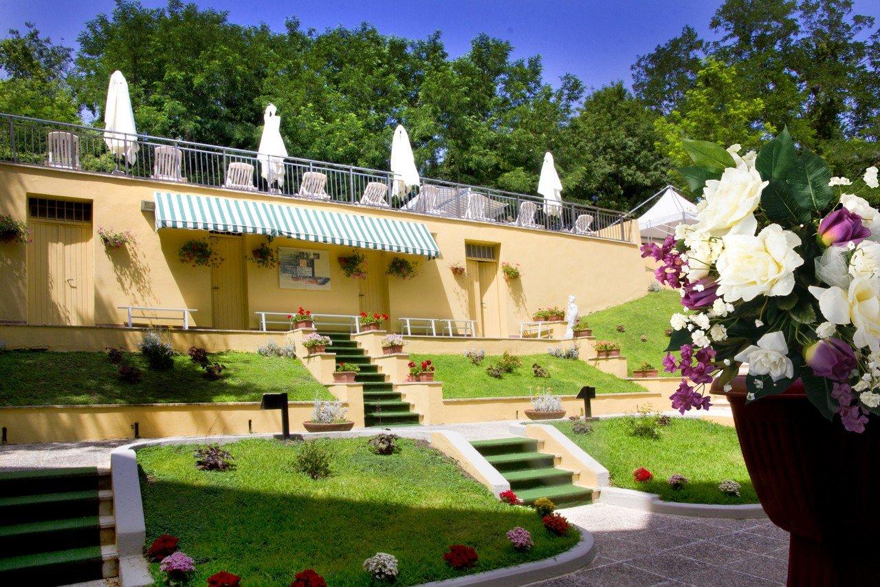 Alexander Hotel Palme - Piscina all'aperto