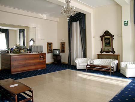Alexander Hotel Palme - Interni