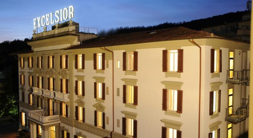 Grand Hotel Excelsior - La struttura