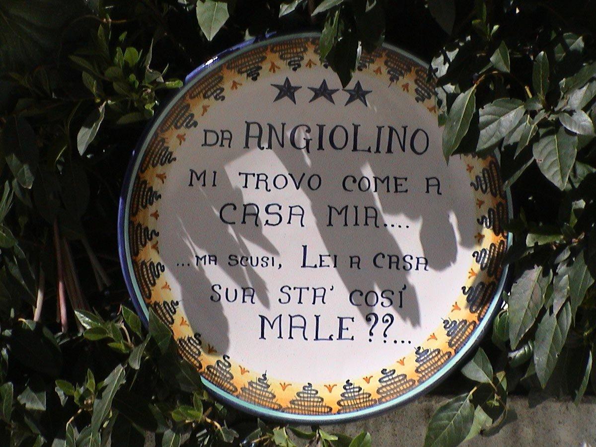 Hotel Angiolino - La struttura