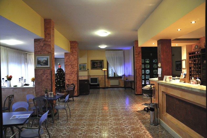 Hotel Attico - Interni