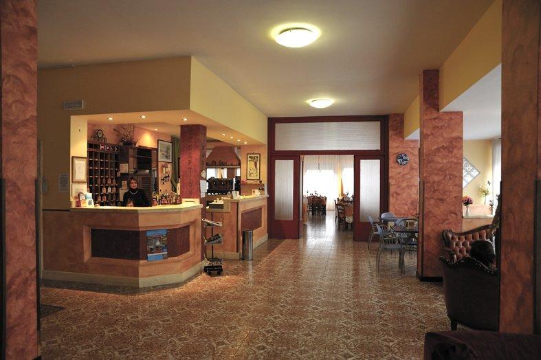 Hotel Attico - Hall