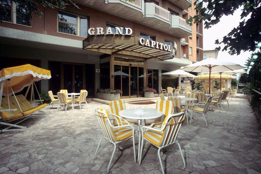 Grand Hotel Capitol - Esterno struttura
