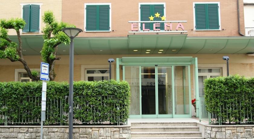 Hotel Elena - Esterno struttura