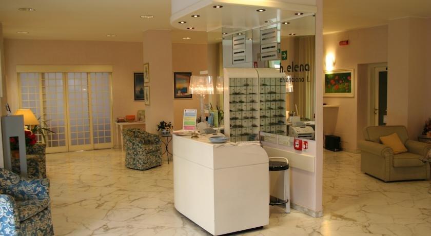 Hotel Elena - Hall