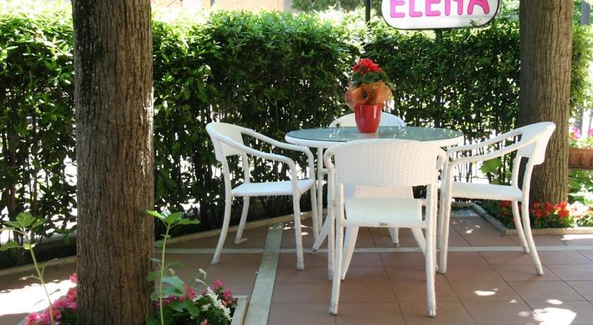 Hotel Elena - Spazi Esterni
