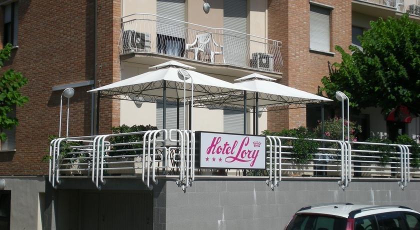 Hotel Lory - Esterno struttura