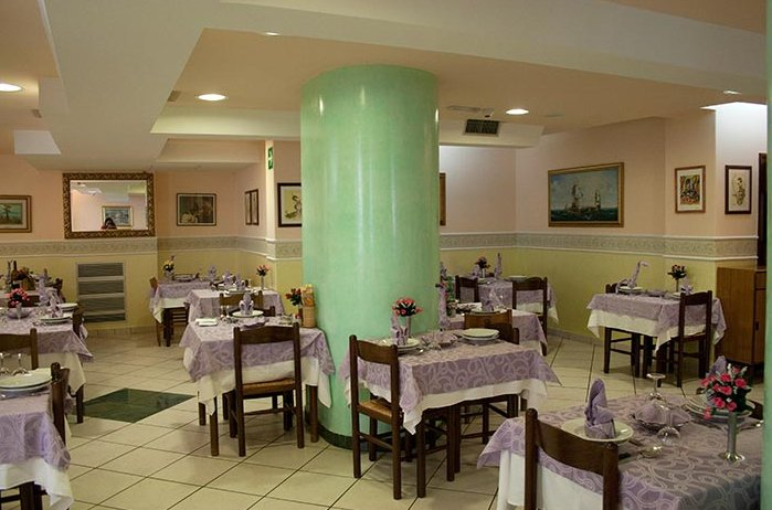 Hotel Monica - Ristorante