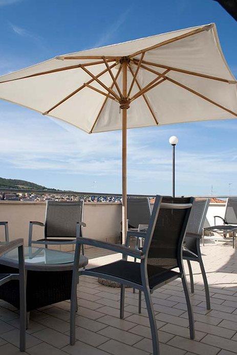 Hotel Monica - Terrazza