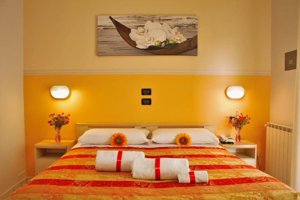 Hotel Monica - Una camera