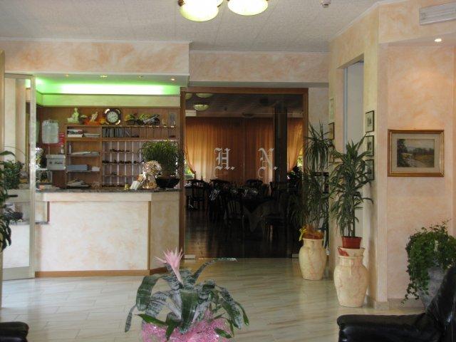 Hotel Nanda - Hall