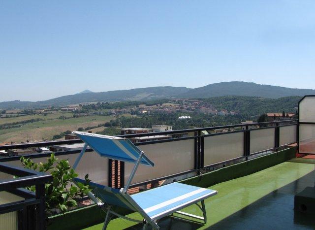 Hotel Nanda - Terrazza