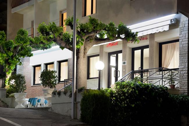 Hotel Perugina - La struttura