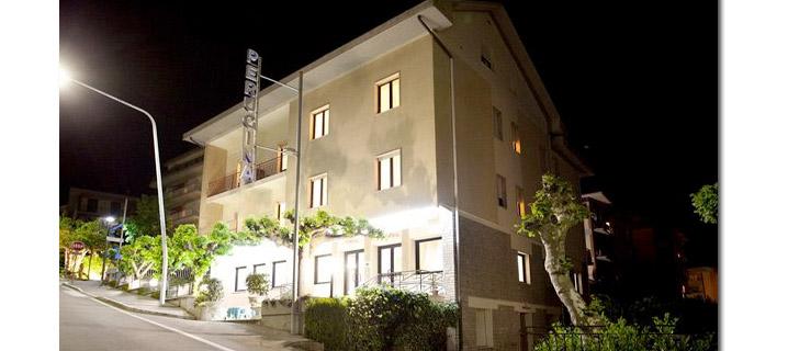 Hotel Perugina - Esterno struttura