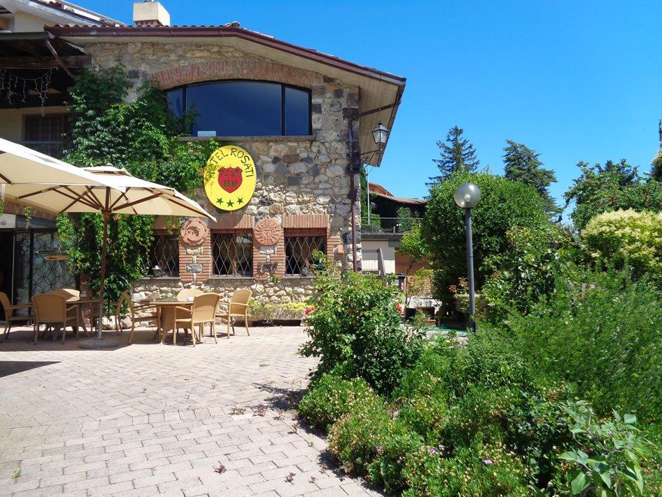 Hotel Rosati Chiusi