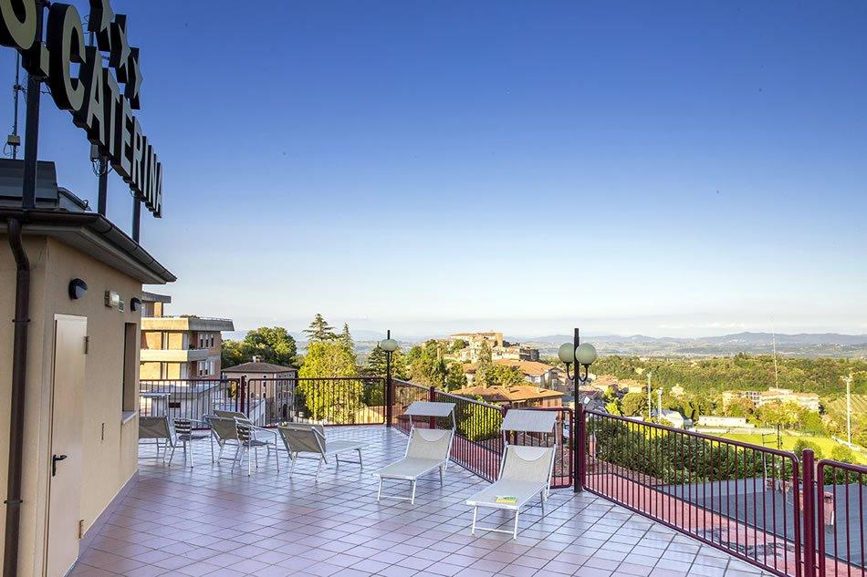 Santa Caterina Hotel & Bike Chianciano Terme