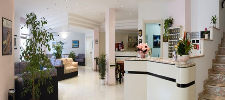 Hotel Santa Caterina - Hall